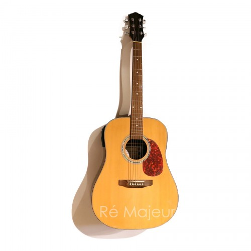 E.Manuel Fernando Semi-Acoustic Guitar