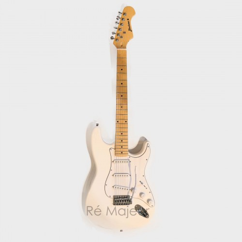 Blackstar Electric Guitar White