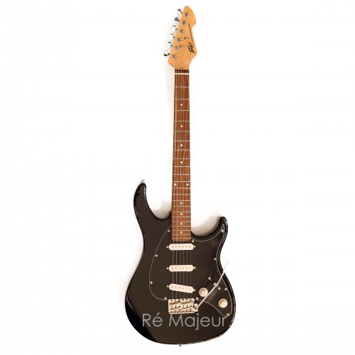 Peavey Electric Guitar Black