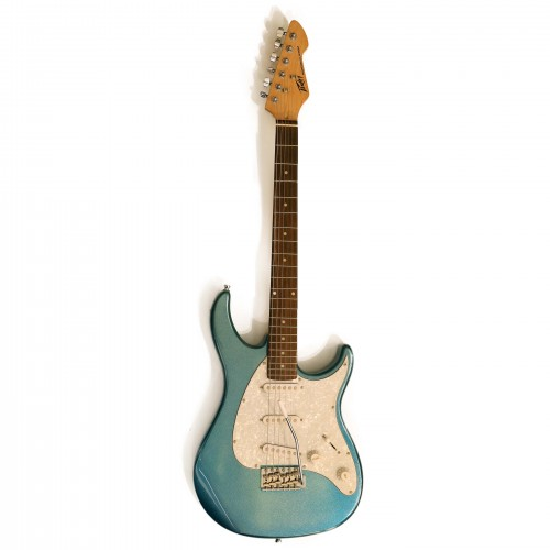 Peavey Electric Guitar Blue