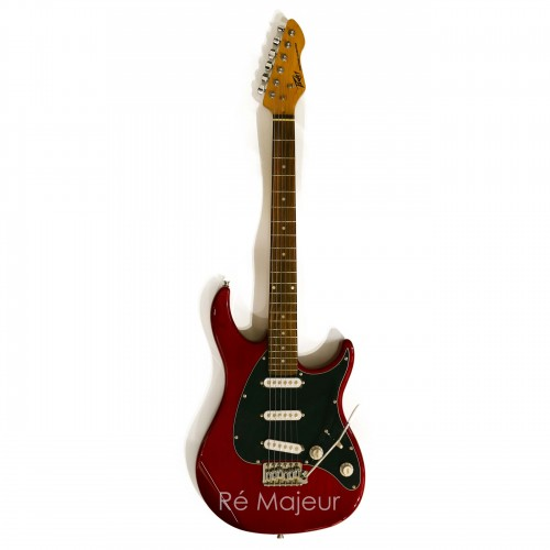 Peavey Electric Guitar Red