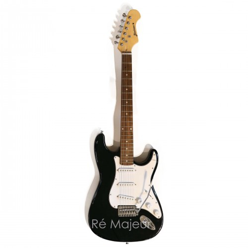 Blackstar Electric Guitar Black