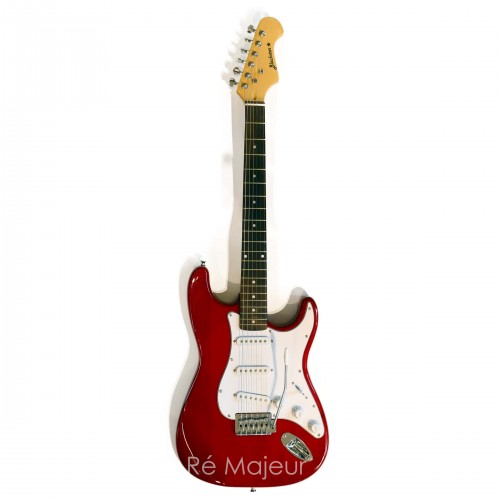 Blackstar Electric Guitar Red