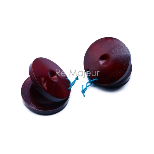 Wooden Castanets (Percussion)
