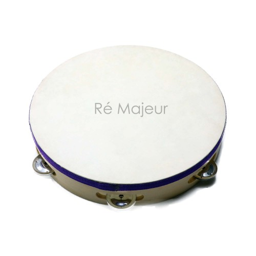 """Tambourine (Percussion) 10"""""""