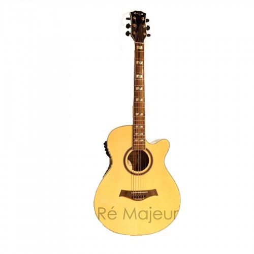 Enya Semi-Acoustic Guitar