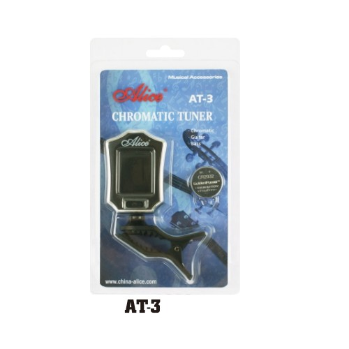 Alice AT-3 Chromatic Tuner