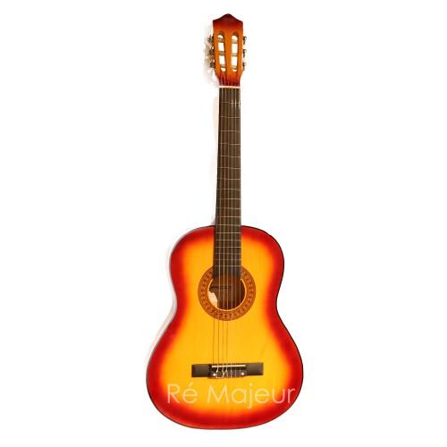 Jago Classic Guitar Sunburst 4/4