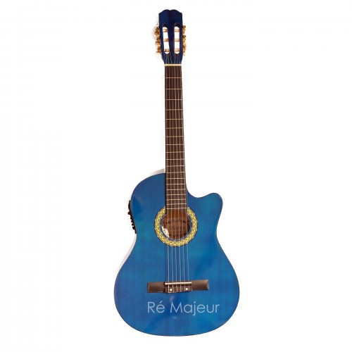 Blackstar Semi-Classic Guitar Blue