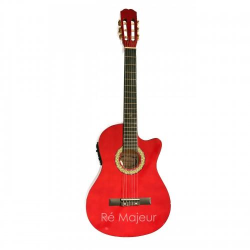 Blackstar Semi-Classic Guitar Red