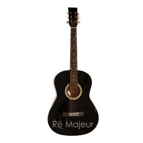 Blackstar Acoustic Guitar Black