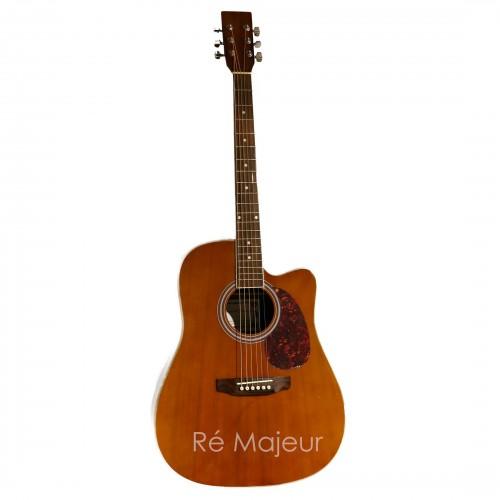 E.Manuel Fernando Acoustic Guitar